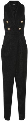 Balmain Wool-blend jumpsuit