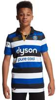 Canterbury of New Zealand Bath Rugby 2016/17 Home Shirt Junior