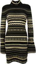 Roberto Cavalli Knitted Dress