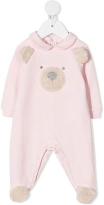 Il Gufo Applique Bear Pyjamas