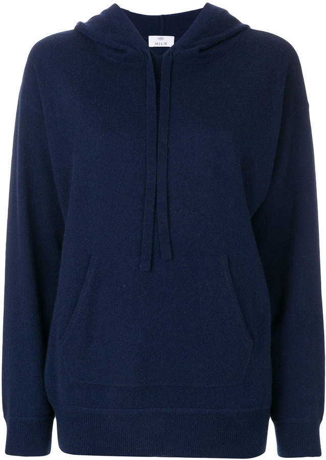 Allude classic hoodie