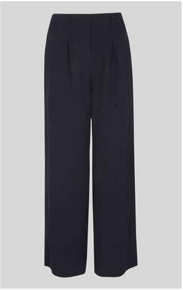 Whistles Wide Leg Pocket Trouser