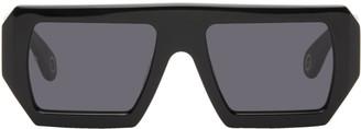 Études Black Sauvage Sunglasses
