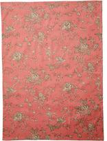 Maison Du Linge Old Rose Tea Towel, Red