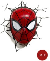 Spiderman Marvel 3D Light