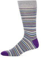 Saks Fifth Avenue Cotton Blend Socks