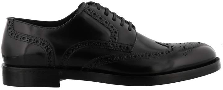 Dolce & Gabbana Derby Laced Up Shoes