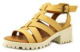Mia Nadie Women US 6 Tan Sandals