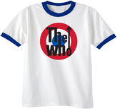 Hybrid Tees Novelty The Who Short-Sleeve T-Shirt