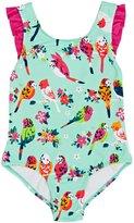 Hatley Tropical Birds Swimsuit