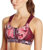 Maaji Women's Lotus Racerback Sports Bra