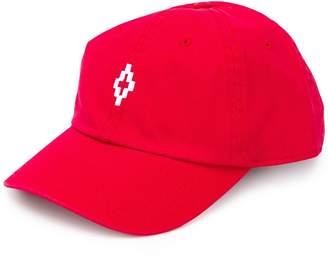 Marcelo Burlon County of Milan embroidered logo baseball cap