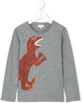 Paul Smith dinosaur print top