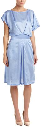 BGL Silk-Blend Dress