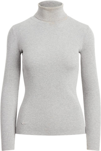 Thumbnail for your product : Ralph Lauren Ribbed Roll Neck Jumper