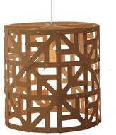 David Trubridge ULU Half Pendant Lamp