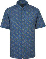 Pretty Green Short Sleeve Ellaston Shirt