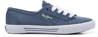 Pepe Jeans Aberlady Eco Cotton Trainers