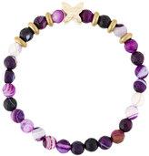 fe-fe beaded bracelet