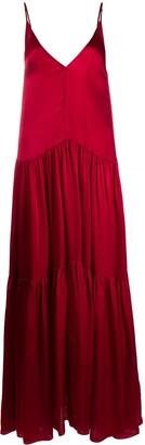 Forte Forte Drop Waist Maxi Dress