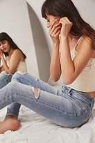 Levi's Levi's 721 Skinny Jean – Worn + Torn