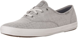 Keds Women's Champion Foil Ticking Dot Sneakers