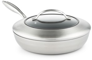 "Scanpan Ctx 11"" Saute Pan with Lid"