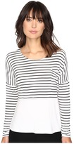 Culture Phit Maylen Long Sleeve Top with Pocket