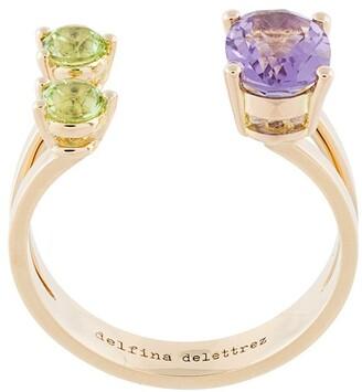 Delfina Delettrez 3 Dots ring