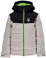 Spyder Boys 8-20 Clutch Colorblocked Hooded Jacket