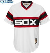 Majestic Chicago White Sox MLB Men's Cool Base Cooperstown Pullover Jersey (XXlarge)