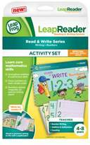 Leapfrog LeapReader Book: Learn To Write Numbers With Mr Pencil