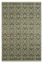 Mohawk Home Under The Canopy Aloma 5-Foot 3-Inch x 7-Foot 10-Inch Area Rug in Denim