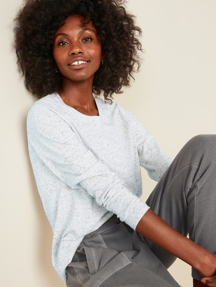 Old Navy EveryWear Crew-Neck Long-Sleeve Tee for Women