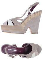 Leopoldo Giordano Platform sandals
