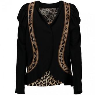 Leonard Black Cotton Jackets