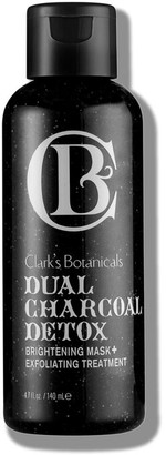 Clark's Botanicals Dual Charcoal Detox Mask