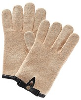 Tory Burch Boiled Wool Gloves