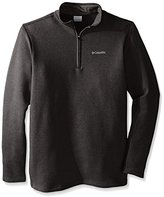 Columbia Men's Tall Great Hart Mountain IIII Tall Half Zip