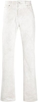 Maison Margiela Distressed-Effect Jeans