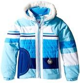 Obermeyer Snowdrop Jacket with Fur Girl's Coat