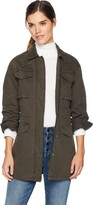 Thumbnail for your product : Levi's Women Cotton Four Pocket Oversized Military Jacket