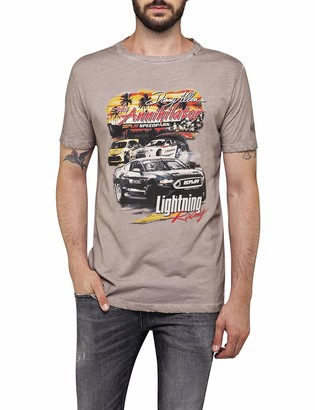 Replay Men's M3039 .000.22660c T-Shirt