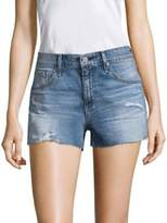 AG Jeans The Bryn Denim Shorts