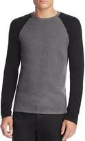 Theory Savaro Cotton Color Block Sweater - 100% Exclusive