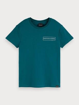 Scotch & Soda Basic Crew Neck T-Shirt