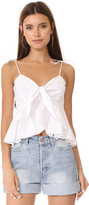 Faithfull The Brand Pina Colada Top