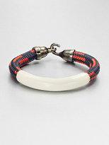 Orly Genger Enamel Coated Rope Bracelet