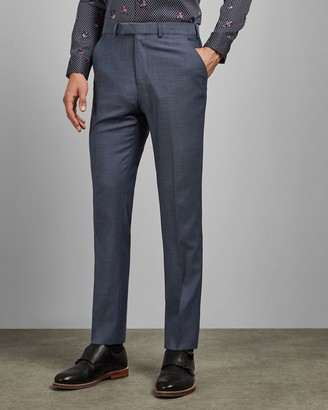 Ted Baker Sterling Wool Suit Trousers
