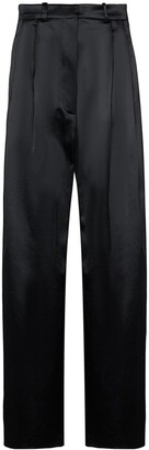 Dodo Bar Or High-Waist Straight Trousers